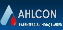 AHLCON PARENTERALS INDIA LTD