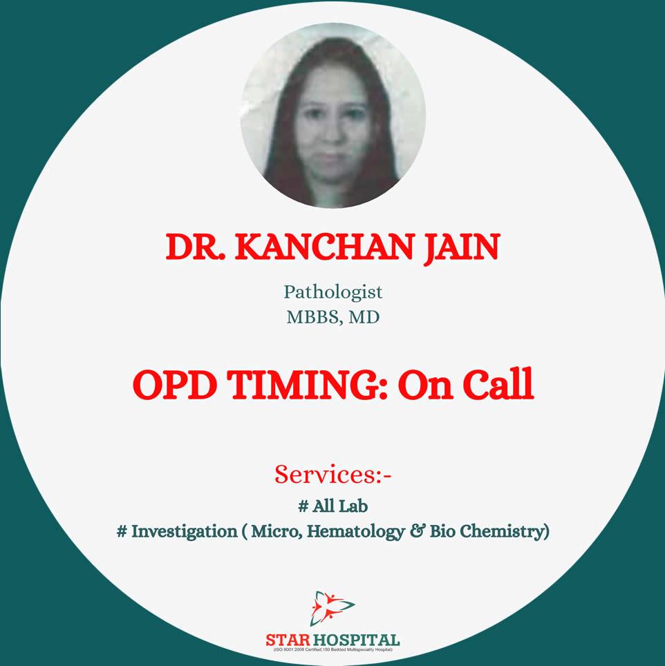 Dr. Kanchan Jain