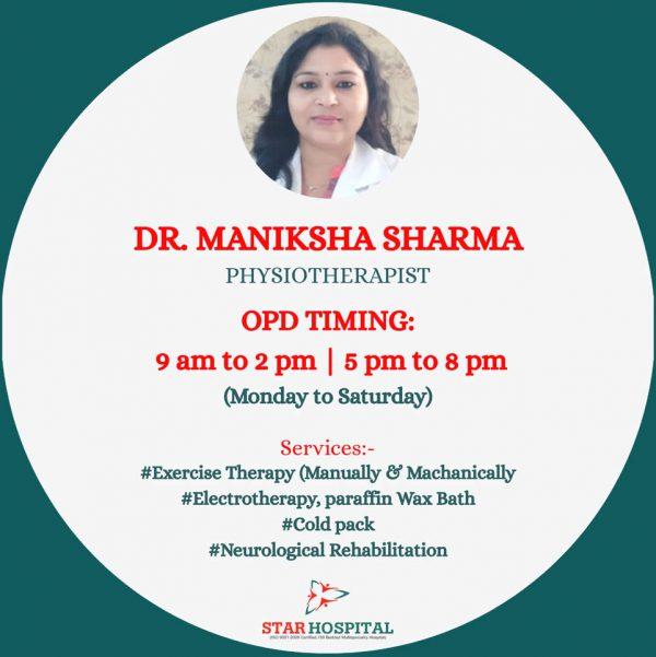 Maniksha Sharma