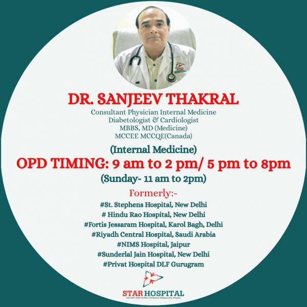 Sanjeev Thakral